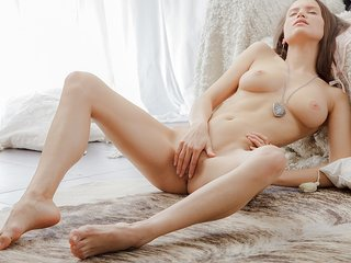 Erotic beautiful vid with a chick..